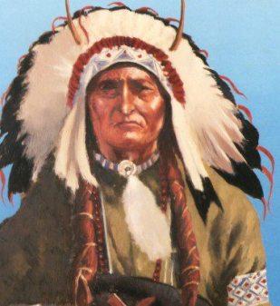 Lakota Sitting Bull